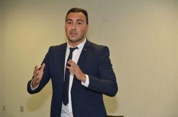 Opleiding Vredeseducatie: Khalid Benhaddou