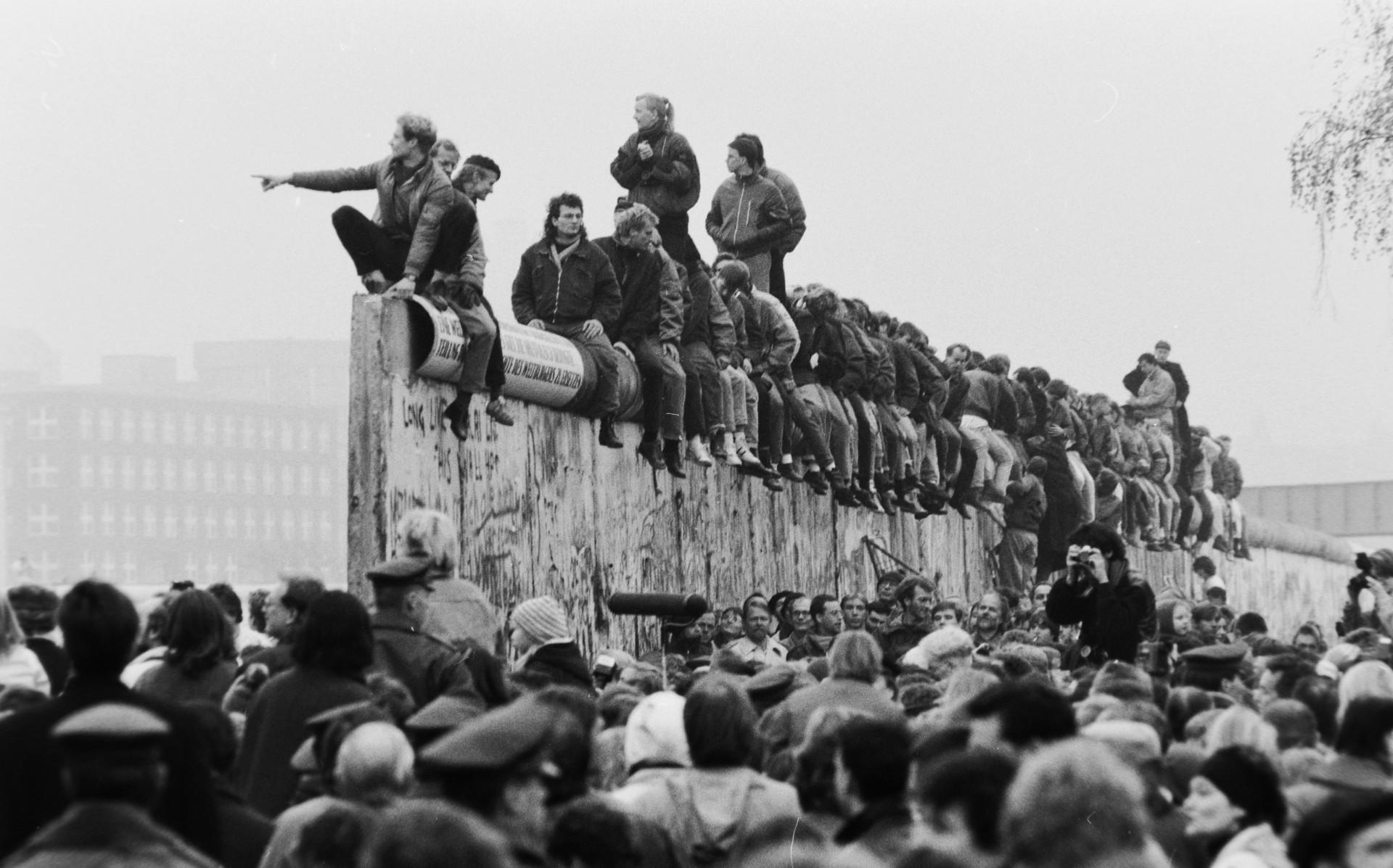 Europees herinneringsproject Over de Muur