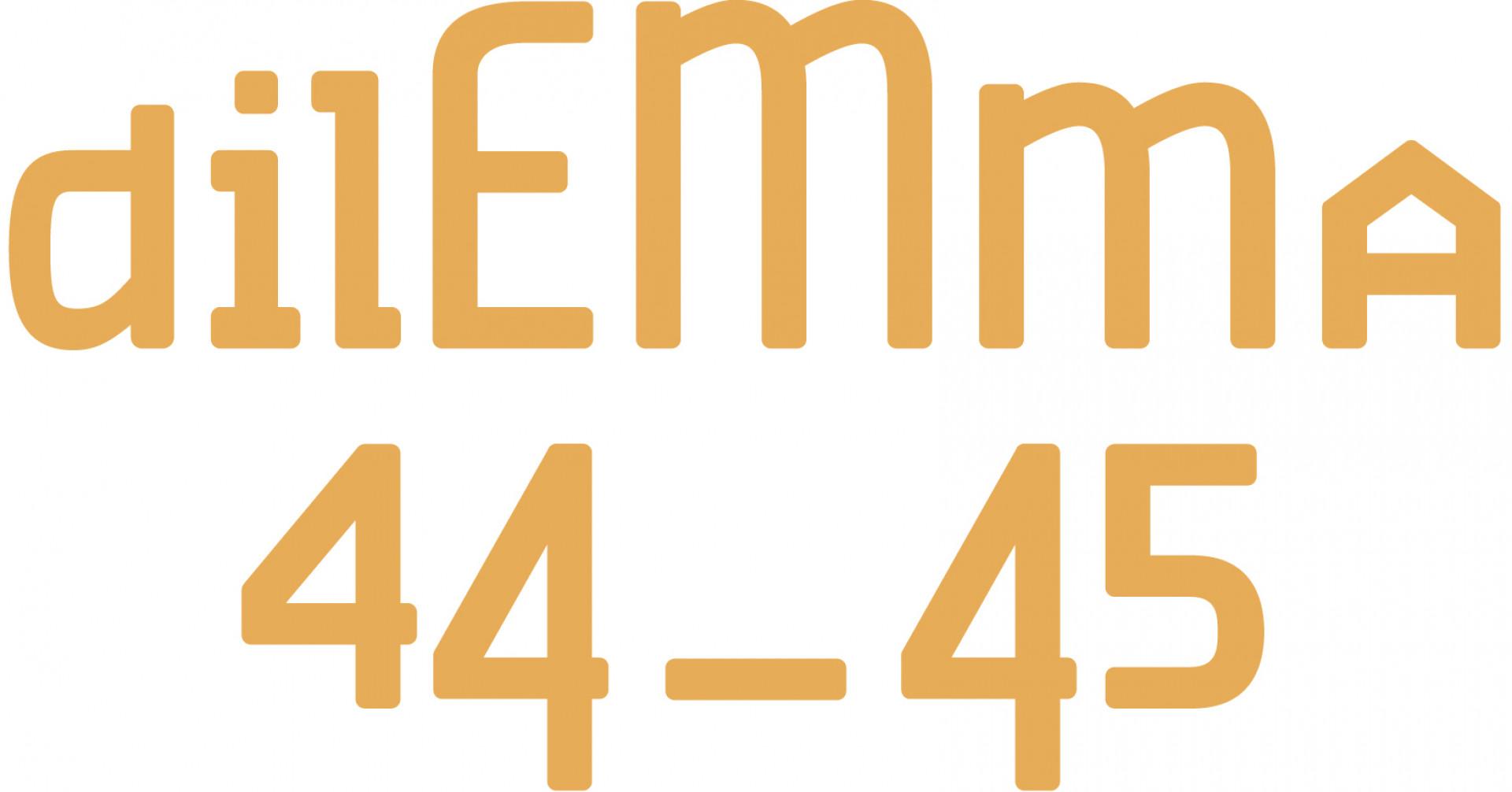 Webinar: Dilemma 44-45