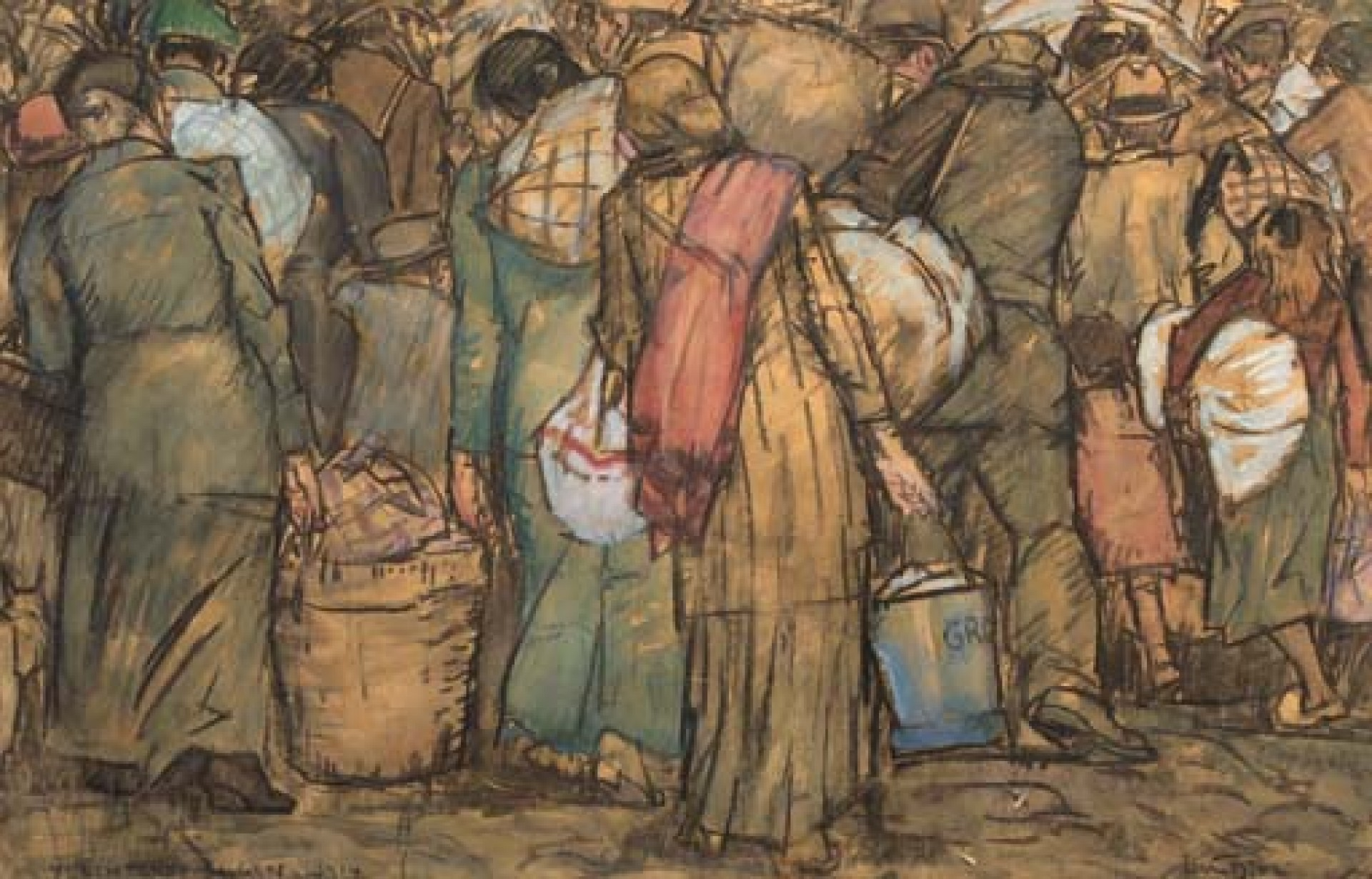 WOI Lezing: Belgische vluchtelingen na 1918