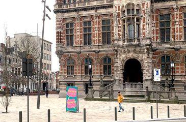 Borgerhout: Pop-up expo Vreugde & Verdriet