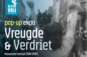 Pop-up expo Vreugde & Verdriet
