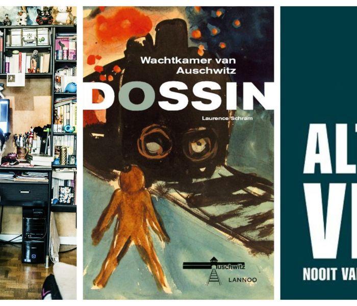 UITGESTELD WO2  lezing: Dossin