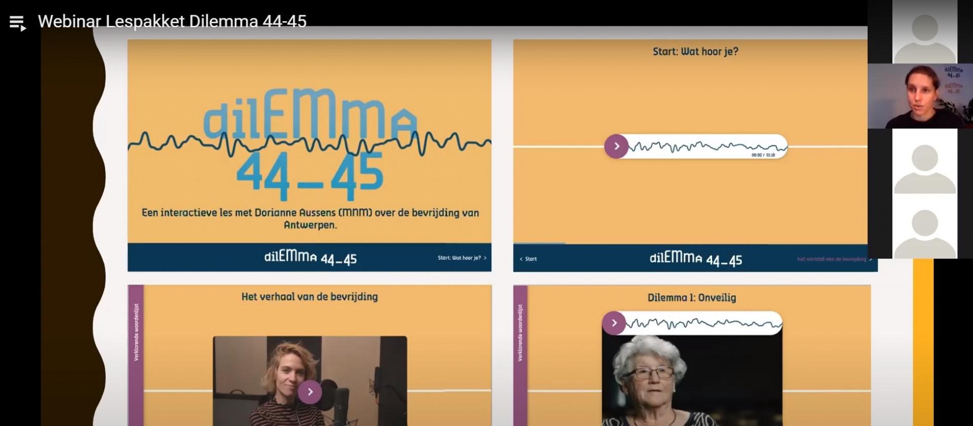 Terugkijken: webinar Dilemma 44-45
